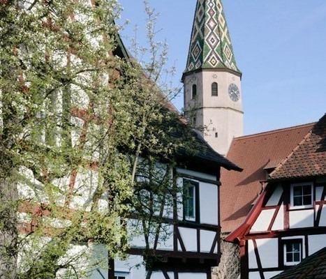 Umgebung Altstadt Reichel's Parkhotel Reichels Bad Windsheim