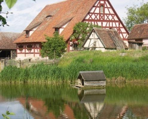 Freilandmuseum Reichel's Parkhotel Reichels Bad Windsheim