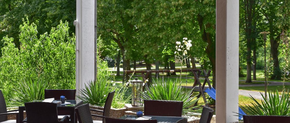 Reichel's Parkcafé Reichels Parkcafe Reichel's Parkhotel Reichels Bad Windsheim