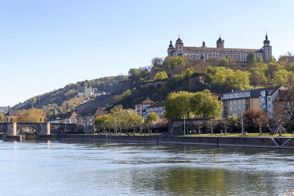 Sehenswürdigkeit Umgebung Würzburg Reichel's Parkhotel Reichels Bad Windsheim