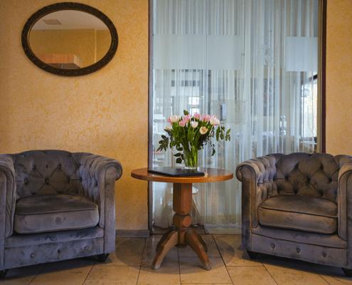 Foyer Reichel's Parkhotel Reichels Bad Windsheim