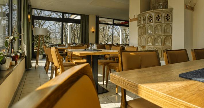 Kaminzimmer Reichel's Parkhotel Reichels Bad Windsheim