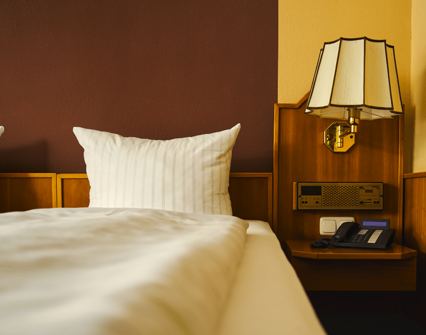 Doppelzimmer Komfort Reichel's Parkhotel Reichels Bad Windsheim