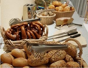 Frühstück Angebot Reichel's Parkhotel Bad Windsheim