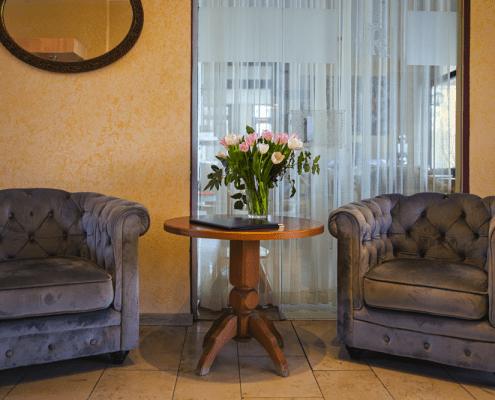 Foyer Reichel's Parkhotel Bad Windsheim