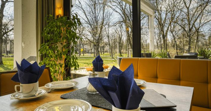 Kaminzimmer Reichel's Parkhotel Bad Windsheim