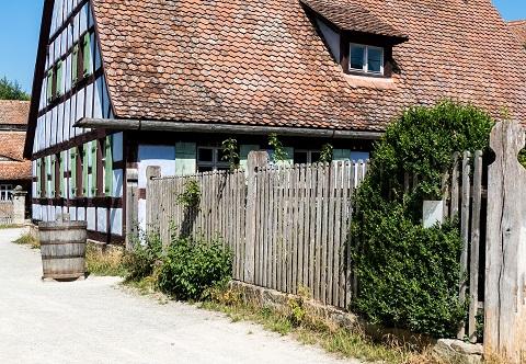 Umgebung Reichel's Parkhotel Reichels Bad Windsheim