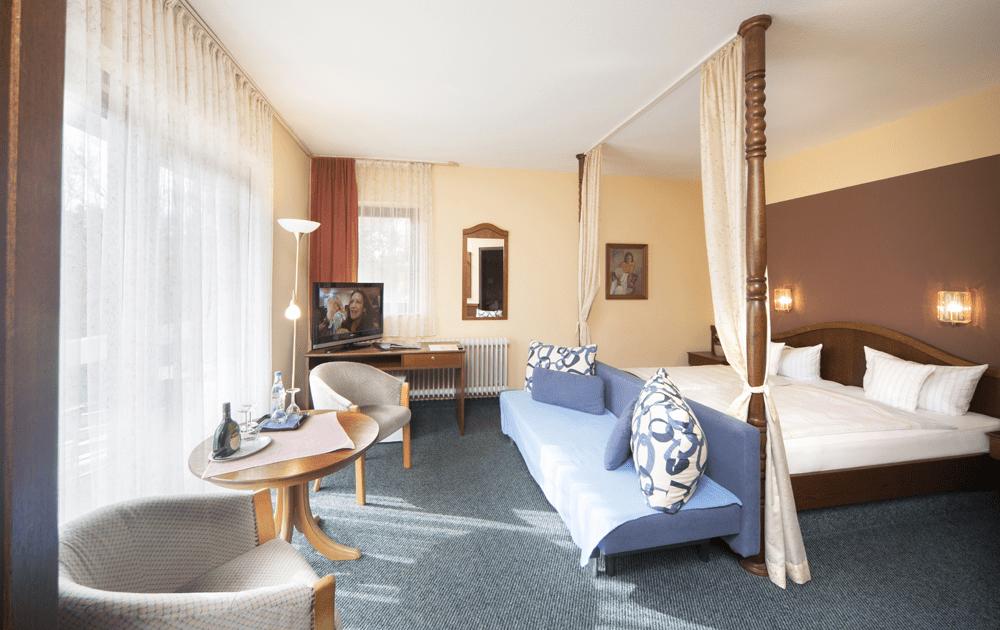 Zimmer Reichel's Parkhotel Reichels Bad Windsheim